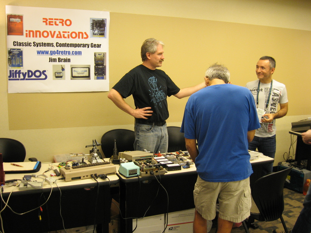 RETRO Innovations Booth