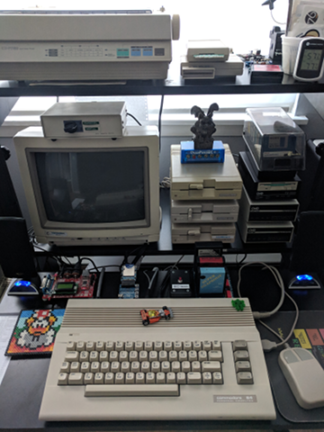 Cenbe's Commodore 64 Setup