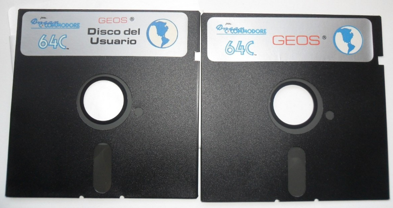GEOS for the Commodore 64